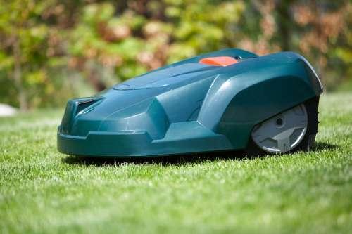 Rasen für Mähroboter