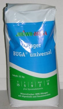 BUGA (R) universal Rasendünger