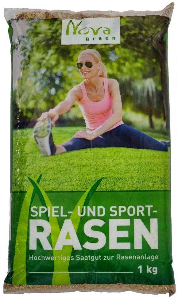 Spielrasen und Sportrasen / Sp 10