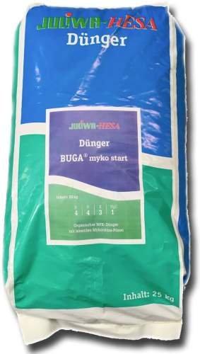 Organischer Dünger - Mykostart Bodenaktivator
