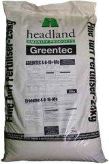 Greentec Eisendünger. Dichter Rasen verdrängt Moos und Unkraut