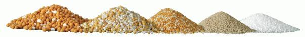 Rasendünger - Rasenlangzeitdünger mit Umhüllung